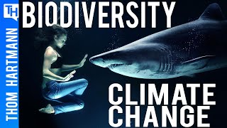 Biodiversity May Save the World From Climate Change (w/ Stephanie Feldstein)