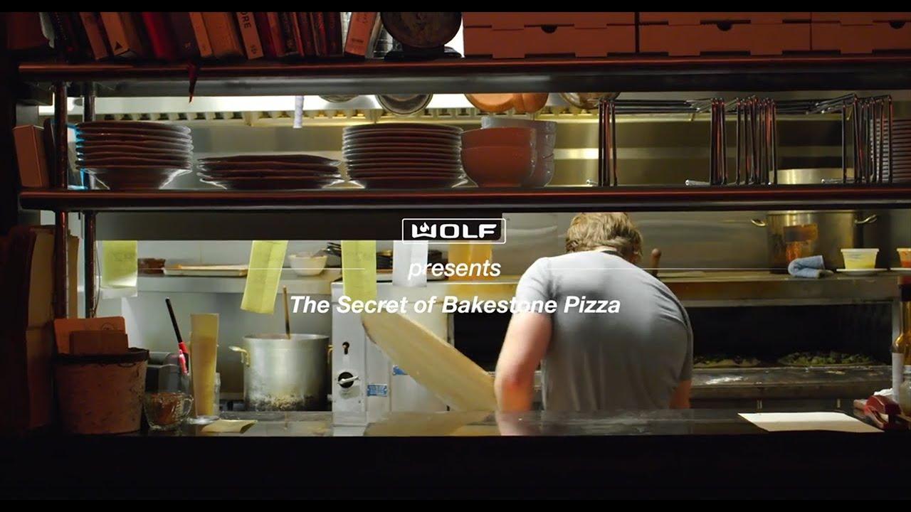Wolf Bake Stone: The Secret of Bake Stone Pizza