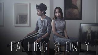 Falling Slowly - Glen Hansard | BILLbilly01 ft. MD Cover