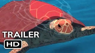 The Red Turtle Official Trailer 1 2016 Studio Ghibli Animated Movie HD