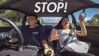 Scaring my Parents in my R32 Skyline GTR!