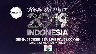 CATAT TANGGAL MAINNYA! Happy New Year 2019 Indonesia! - 31 Desember 2018