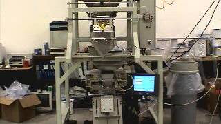 Autobag® Linear Weigh Scale Single head Bagging System Video
