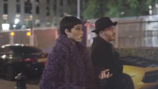 Cardi B and Bryson Tiller  Tape London