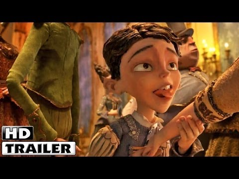 Trailer Los Boxtrolls