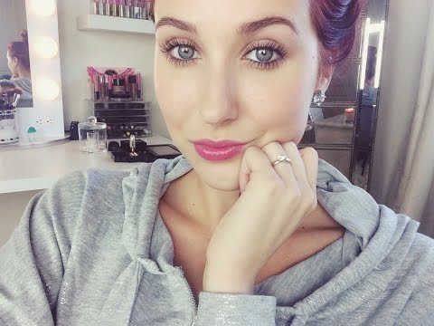 , title : 'Basic 5 Minute Makeup (for real) | Jaclyn Hill'