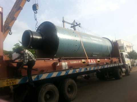 Continue  ball mill