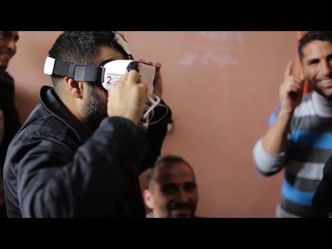 Виртуальная реальность: взгляд на гуманитарные кризисы через новую призму
