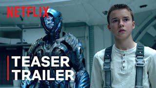 Lost in Space Teaser Trailer   Final Season   Netflix