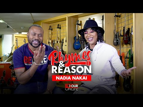 Nadia Nakai Puts Reason Behind Her Rhymes On The 5th Episode Of Rhymes & Reason