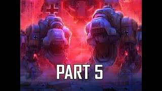 Wolfenstein Youngblood Walkthrough Part 5 - (Let's Play Commentary)