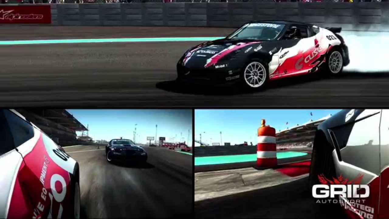Grid Autosport Announcement Trailer System Requirements