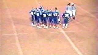 Levelland Lobos 1991 92 District Game 10 Levelland at Frenship