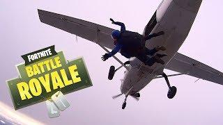 Fortnite Battle Royale In REAL LIFE