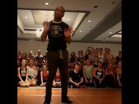 Fantastic dance moves from fikshun 2018