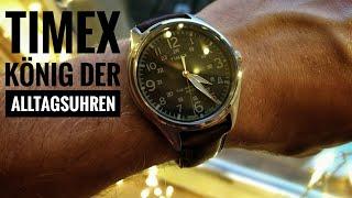 Timex Uhren - und warum Opa sie so schätzte