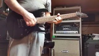 Taproot - Mine guitar playthrough
