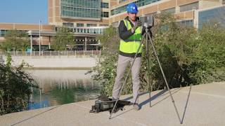 FARO Laser Scanner Focus 3D Application Video: NR G Cladding