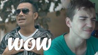 Judika   Cinta Karena Cinta | Official Music Video || RUSSIAN REACTION