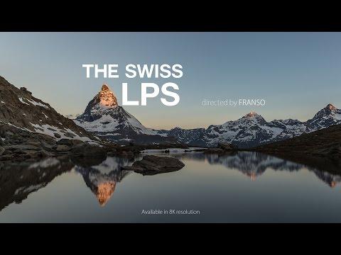 הסרטון הזה ייקח אתכם לאלפים השוויצרים באיכות 8K מדהימה