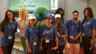 Lycachat Hellas and Cyprus Metropolitan Expo 30/9& 1&2/10 2016