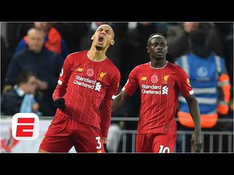 Liverpool will win the title by quite some way - Stewart Robson | Premier League