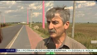 preview picture of video 'Różowa jednotorowa linia WN'