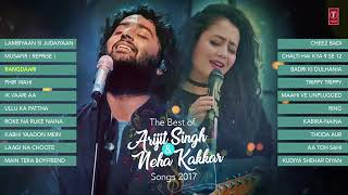 The Best Of Arijit Singh & Neha Kakkar Songs 2018 - Romantic Hindi Songs 2018 -