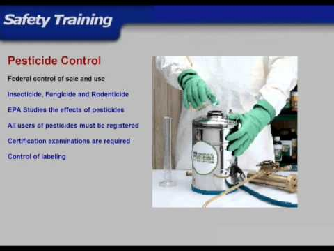 Environmental - Safety Training Video Course - SafetyInfo.com ...