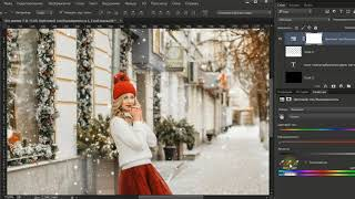 Видео уроки по фотошоп. Урок № 6 . Ускорение работы по корректному удалению цвета.
