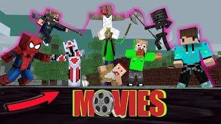 Download Video youtuber minecraft The Movie 2018 KOCAK HABIS - Minecraft Animation MP3 3GP MP4