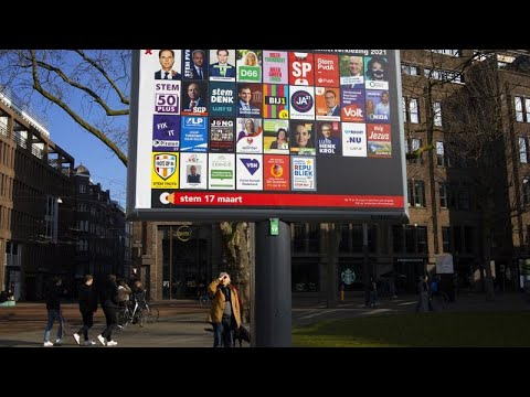 Εκλογές στην Ολλανδία: Προς τέταρτη συνεχόμενη θητεία οδεύει ο Ρούτε…