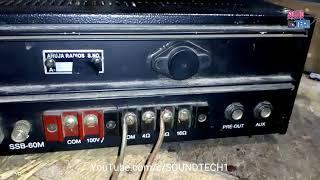 Ahuja 60 W Power Amplifier Hindi
