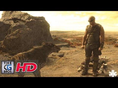 "CGI & VFX Showreels: ""Creature Animation Reel"" – by Jean-Renaud Gauthier"