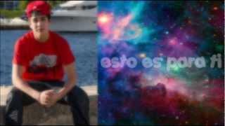 Austin Mahone - Where Are You Now Lyrics en español.