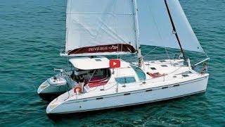 Used Sail Catamarans for Sale 2008 Privilege 445
