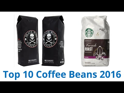 10 Best Coffee Beans 2016