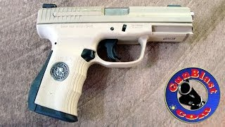 "Shooting the FMK 9C1-G2 ""Bulldog"" 9mm Semi-Auto Limited Edition Pistol - Gunblast.com"