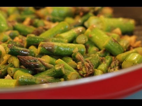 Video Awesome Asparagus Recipe