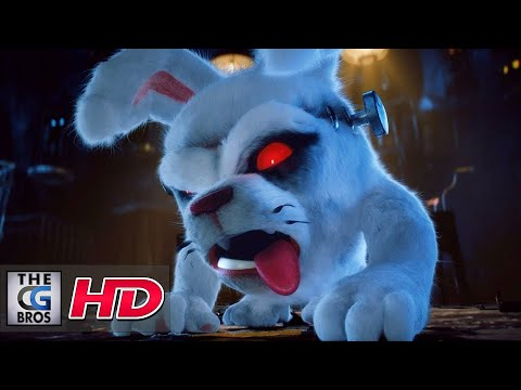 "CGI 3D Animated Trailers: ""Don't Feed These Animals 