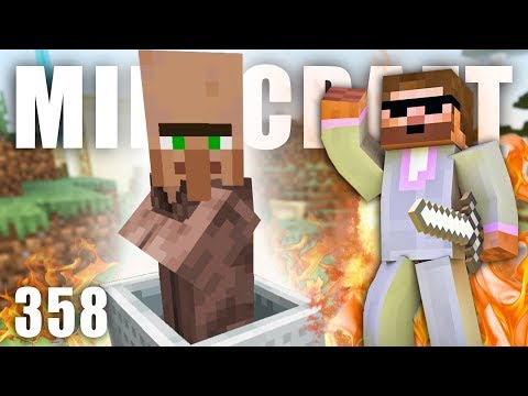 RAGE QUIT!!! | Minecraft Let's Play #358