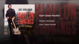 Waylon Jennings - Goin' Down Rockin' (comp without Tony Joe White verse)