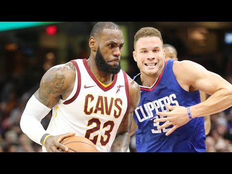LeBron James 'tough' on Clippers' Blake Griffin in win