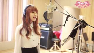 [JUNIEL] '귀여운 남자 (Pretty Boy)' Recording