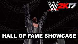 WWE 2K17 Hall Of Fame Showcase DLC Is Live - Launch Trailer