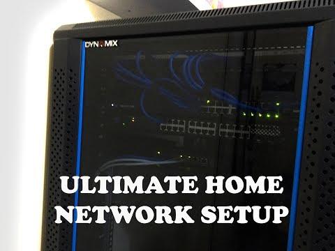 My Home Network Setup - 4D VIDEO