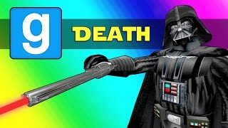 Gmod Deathrun Funny Moments - Star Wars Stormtrooper Tryouts! (Garry's Mod Sandbox)