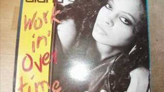 Diana Ross Workin' Overtime House Mix