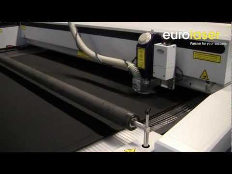 Upholstery in the automobile industry | Laser cutting