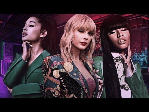 Taylor Swift - The Man (feat. Nicki Minaj & Ariana Grande)